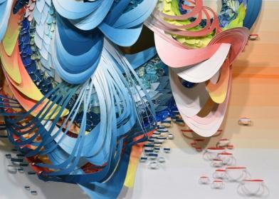 Crystal Wagner - pormenor de uma caixa em 3D