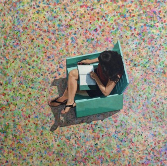 La escritora, 2015