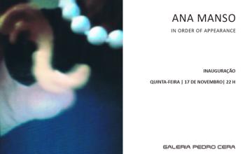 pedrocera.com // Ana Manso
