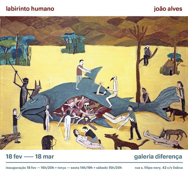 João Alves // Galeria Diferença // 18 março