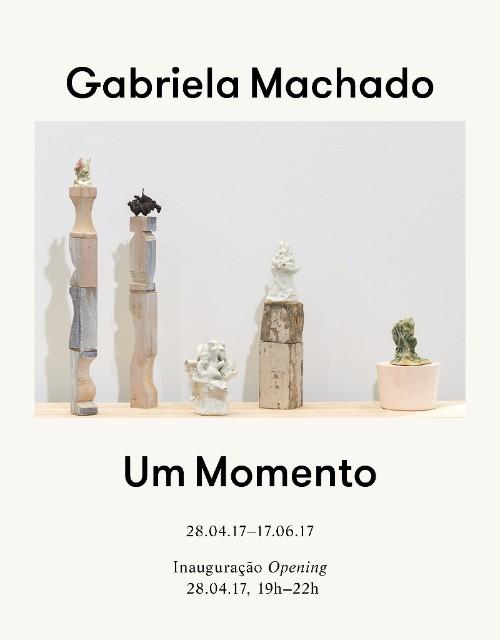 Gabriela Machado / até 17 junho / 3+1