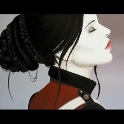 The Supreme Level | oil on canvas