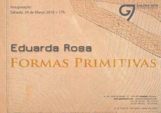 Eduarda Rosa | Galeria Sete | até 28 de Abril