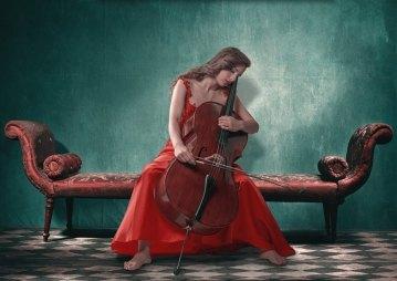 | Cello | modeL»» Mariana Sardinha | 2018©F. BRANQUINHO