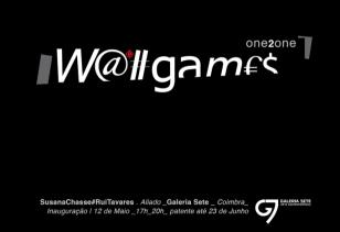 Wall Games | Galeria Sete | até 23 de junho 2018