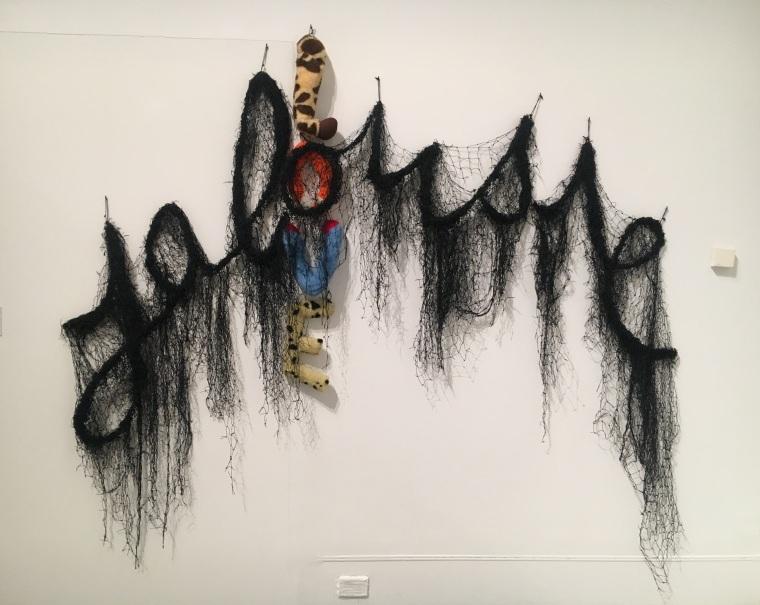 Annete Messager | Jalousie : Love, 2010