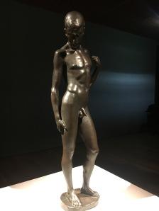 Aristide Maillol | O Jovem Ciclista | Paris 1907 | Bronze