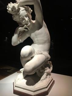 Jean-Baptiste Carpeaux | Rapariga com Concha | Paris c. 1863-1864 | Mármore 2