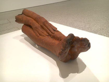 Kiki Smith | Telepathy | 2011