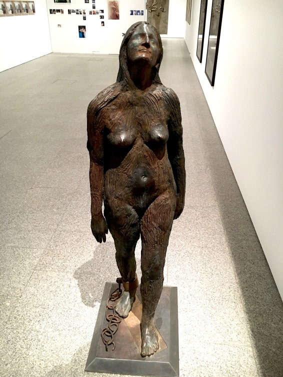 Kiki Smith | Wild Women (Maria Magdalena), 1994