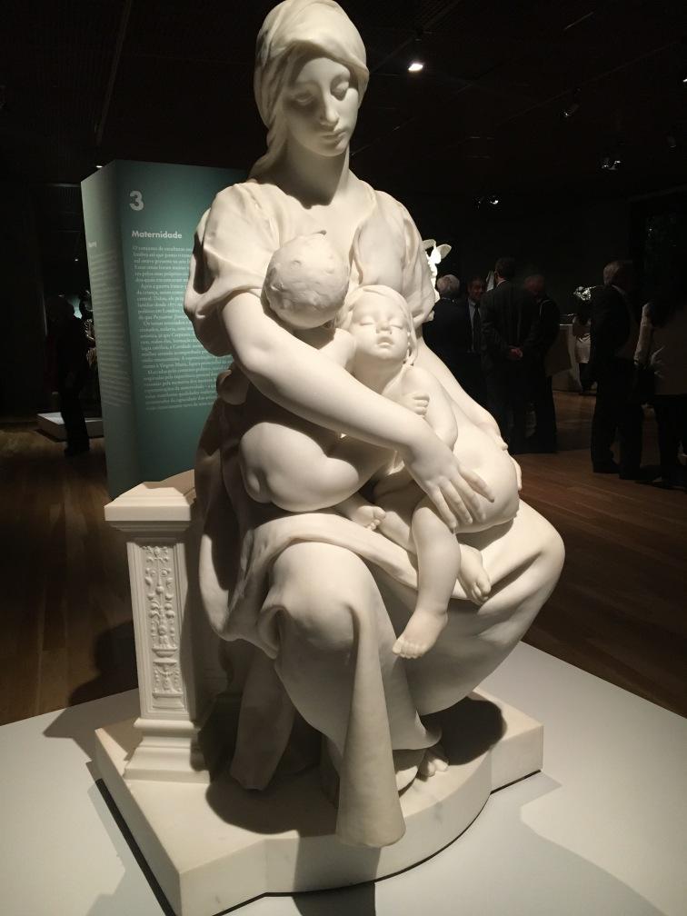 Paul Dubois | Caridade | 1876 | Máemore
