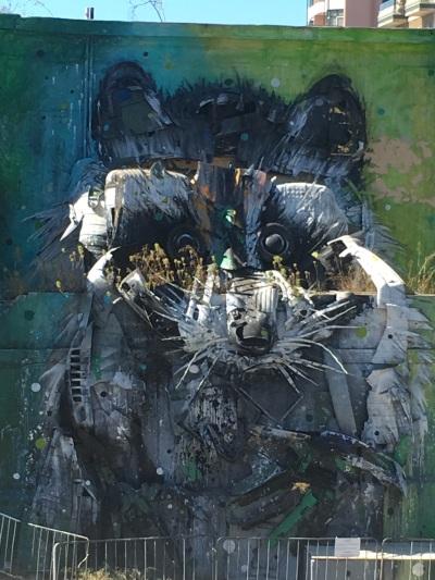Bordalo II | imagem: O Estado da Arte
